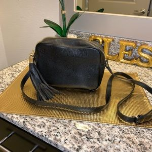 Gucci Bags - Authentic Gucci Soho Disco Leather Bag Black